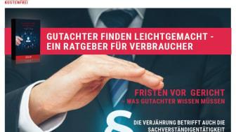 Das Deutsche Sachverständigen Magazin proXPERTS 07/17
