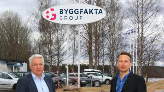 Sverige Bygger och Byggfakta fusioneras, våren 2020