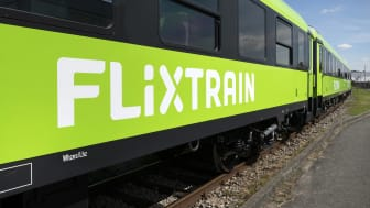 Ny tågaktör i Sverige – FlixTrain redo för avgång; idag startar biljettförsäljningen