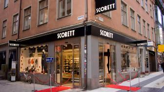 Dagens Scorettbutik på Drottninggatan, Stockholm