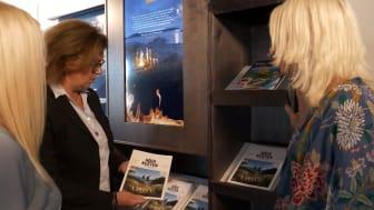 Fram till den 30 augusti kan du på Visitas hemsida rösta på turistinformationer och InfoPoints som ger ett gott värdskap och stärker bilden av ett välkomnande Sverige.