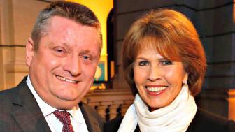 Christa Maar und Hermann Gröhe