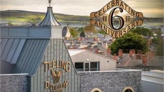 Teeling Whiskey Distillery firar 6-årsjubileum!