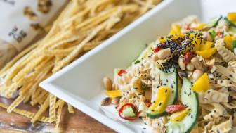Revolusjonerende og sunn pasta full av proteiner