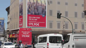 Rome discovers Norwegian
