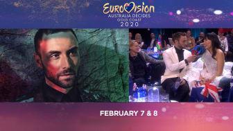 Måns Zelmerlöw to grace  Eurovision – Australia Decides 2020