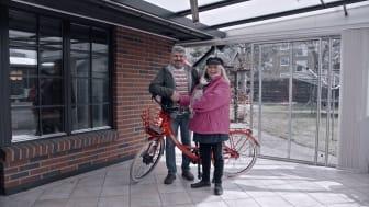 Kikki & El cykel