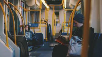 Tre av fyra har ändrat sina resvanor med kollektivtrafiken till följd av covid-19