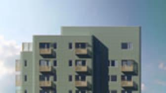 Bostadsbolaget tar över byggplaner på Kortedala Torg
