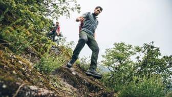 Für Trekkingtouren, die auch mal durch unwegsames Gelände und schwieriges Terrain in den Bergen führen können.