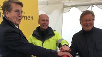 Bayernwerk nimmt Umspannwerk Traunreut offiziell in Betrieb