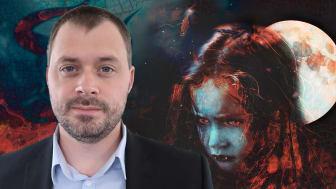 """Nils-Petter Löf har skrivit """"Alicia Månstjärna och den femte pelaren"""""""
