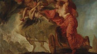 Louis Masreliez, Allegori över Kriget, ca 1790–92. Foto: Christie's Images Ltd. 2021.