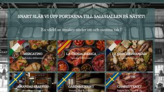 Den 13 november öppnar Din Saluhall online där du kan hitta många Svenskt Sigill produkter