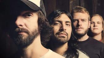 Riff-eufori med heavy-bandet The Sword i VEGA