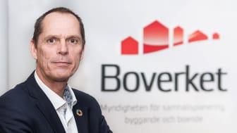 Ingen i branschen kan säga att de satsar på hållbarhet om de inte fokuserar på projektkvalitet, säger Boverkets generaldirektör Anders Sjelvgren