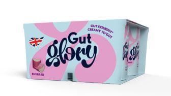 Gut Glory Rhubarb