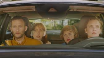 """""""Bilresan"""", en av tre kampanjfilmer som uppmärksammas i utmärkelsen """"Månadens film"""""""