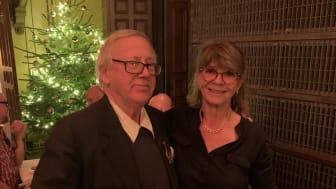 Staffan Hildebrand och Christina Franzén