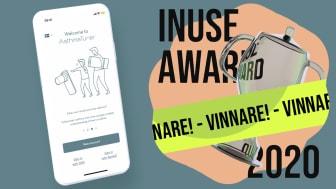 Vinnaren av inUse Award 2020 är AsthmaTuner.