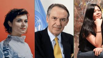 Upplevelse-designern Nelly Ben Hayoun, Diplomaten Jan Eliasson och Journalisten Vivianne Chow är några av årets talare.