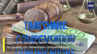 Do you qualify for timeshare compensation?  Watch the video to find out