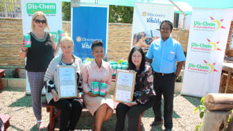 Over 42 000 sanitary packs donated to keep 6 000 girls in school