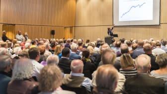 Aktuelle Vorträge beim Börsentag kompakt in Hannover