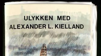 SAST, Pa 1503 - Stavanger Drilling AS, Da/L0011: Alexander L. Kielland - Saks- og korrespondansearkiv, 1976-1980, s. 458