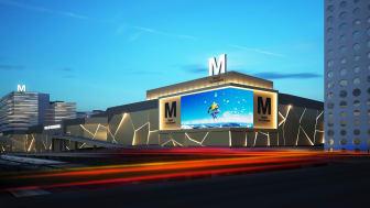 Malux tar mångmiljonorder på nödbelysningsystem till Mall of Scandinavia!