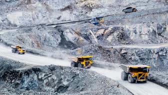 Vattenfall och Kaunis Iron i nytt samarbete om elektrifierad fossilfri gruvdrift