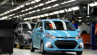 Prøv nye Hyundai!