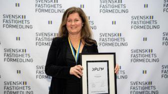 Årets mäklarassistent är från Göteborg