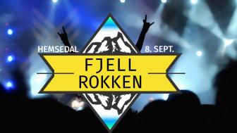 Fjellrokken er tilbake 7-8.9 i Hemsedal!