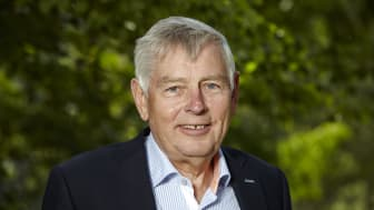 """Mats Paulsson har tilldelats Region Skånes pris för """"Synnerliga insatser för Skånes utveckling"""" 2016."""
