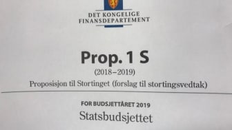 «Regjeringa vil bruke meir avansert biodrivstoff og bygger opp under norsk produksjon».