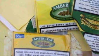 £5 million illegal tobacco fraud foiled
