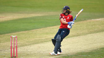 England are now 3-0 up in the five-match Vitality IT20 Series. Photo: Getty Images