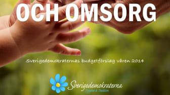 """SD:s vårbudget: """"37 miljarder mer till vård och omsorg"""""""