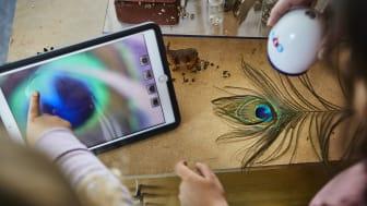 Förskoleförvaltningen får kvalitetsutmärkelsen Guldtrappan för sitt digitala arbete.