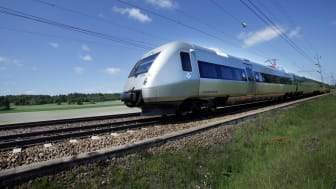 Uddevallapremiär för det nya snabbtåget SJ 3000