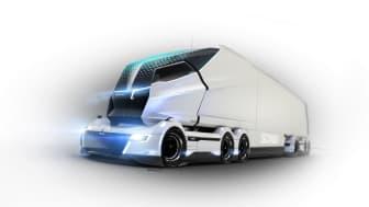 Bild Lättare lastbilar med varmformat stål