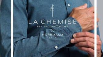 Vi välkomnar skjortspecialisten La Chemise till Bibliotekstan