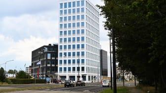 Helsingborgshem flyttar till kontoret Drottningen efter årsskiftet 2020/2021. Foto: Helsingborgshem