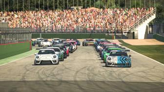 Direkte på TV 2 SPORT: Porsche Esports Carrera Cup afgøres i kæmpe liveshow