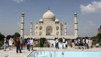 Indien växer som resmål - stor ökning för Jambo Tours som sätter in extraplatser