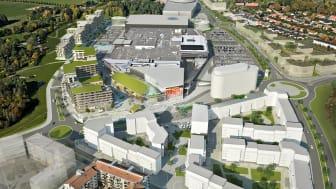 Forsen får förnyat uppdrag för Gränbystaden i Uppsala