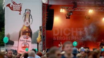 Hacker-Pschorr wieder Partner des Brass Wiesn Festivals