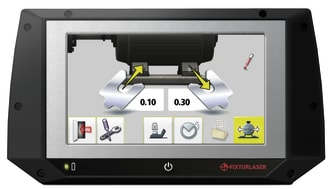 Adaptive shaft alignment with the new tool Fixturlaser EVO