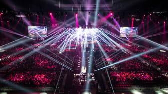 Melodifestivalen 2020 - turnéstäderna är klara - biljettsläpp den 31 oktober